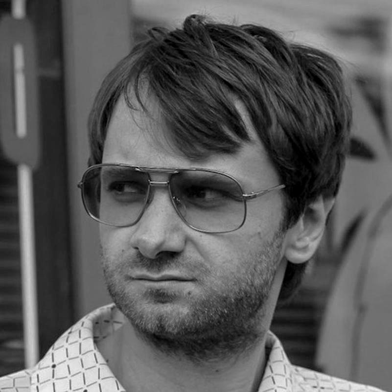 Daniel Hyan Portrait