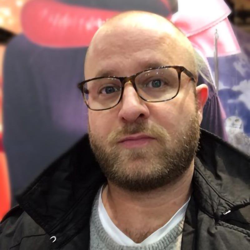 Florian Baeker, director at Raccoon pictures.